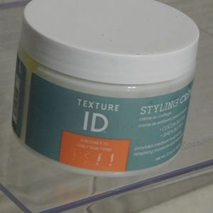 TEXTURE ID STYLING CREAM 12 OZ CONTAINER